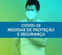 COOPERLUZ reforça medidas de proteção e segurança - COVID-19