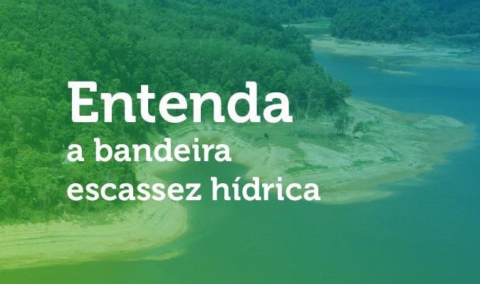 Determinação da CREG  aciona Bandeira Tarifária Escassez Hídrica de Setembro/2021  até abril/2022